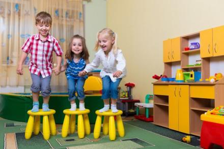 تقویت مهارت های حرکتی کودکان