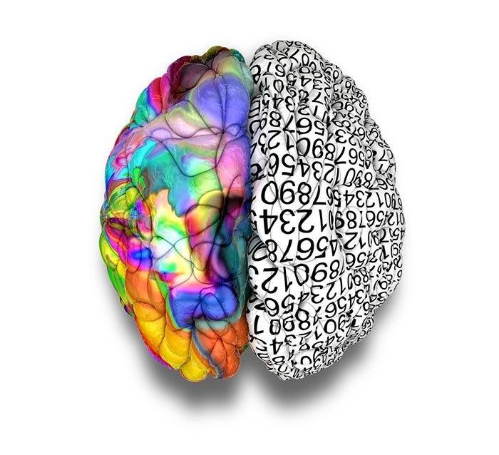 ترفندهایی برای فعال کردن هر ۲ نیمکره مغز در کودکان