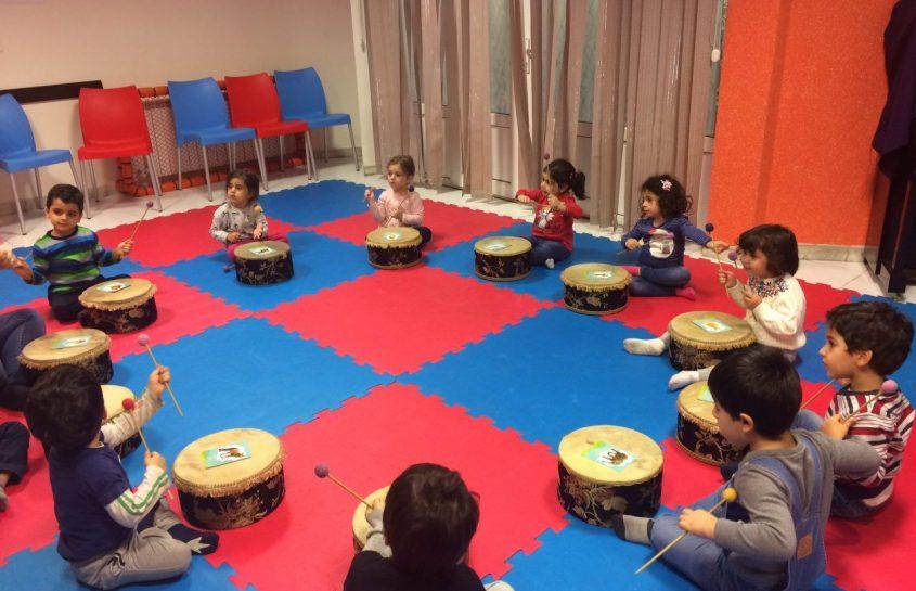 آموزش موسیقی